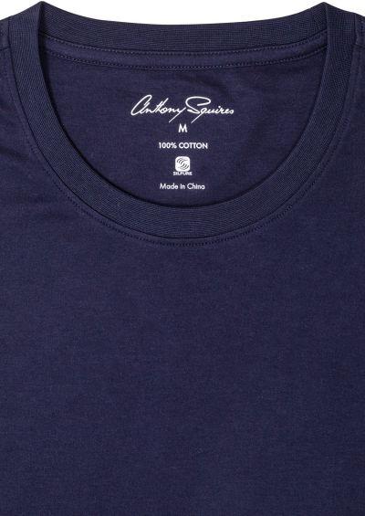 Sleep Wear T-Shirt I Navy