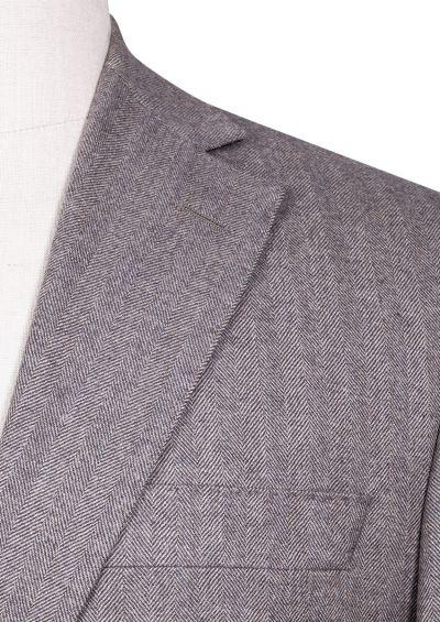 Parker Sport Coat | Beige Herringbone
