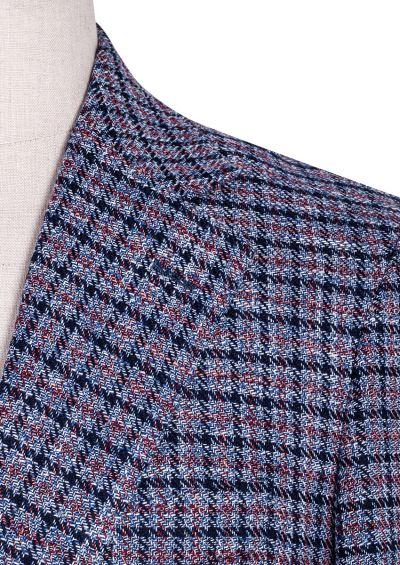 Archer Sport Coat | Multicolour Open Weave