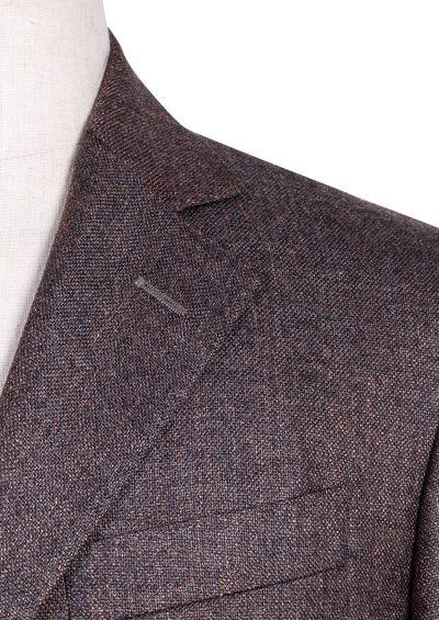 Archer Sport Coat | Brown Melange
