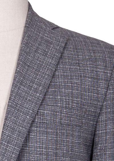 Brice Sport Coat   Grey Melange