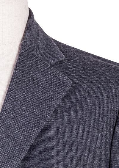 Jersey Jacket | Mid Grey