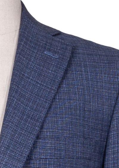 Dayton Sport Coat   Blue Melange