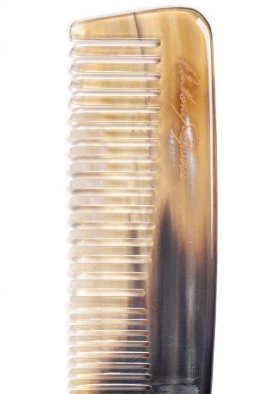Natural horn comb | Pocket Classic