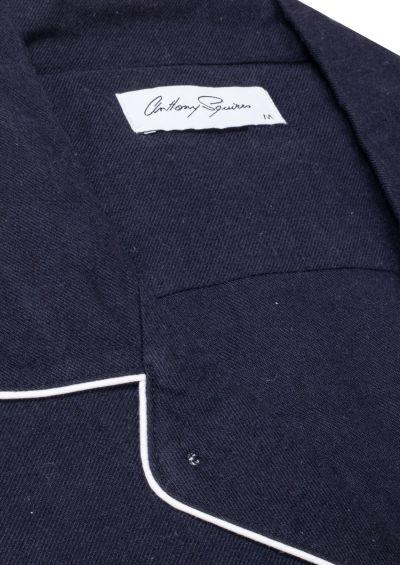 Aston Pyjamas I Navy Blue