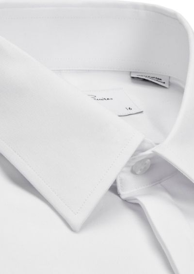 Alton Business Shirt | White