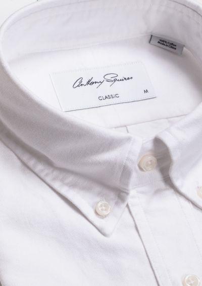 Alden Casual Shirt | White