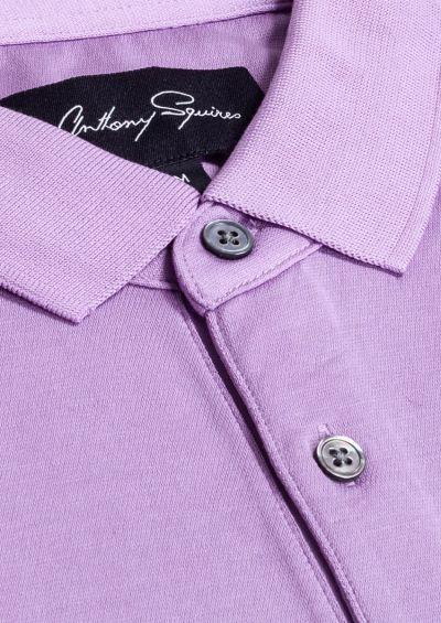 Adam Polo Shirt | Purple