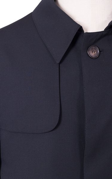 Dillon Trench Coat | Black