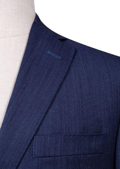 Brighton Suit | Blue Contrast Yarn