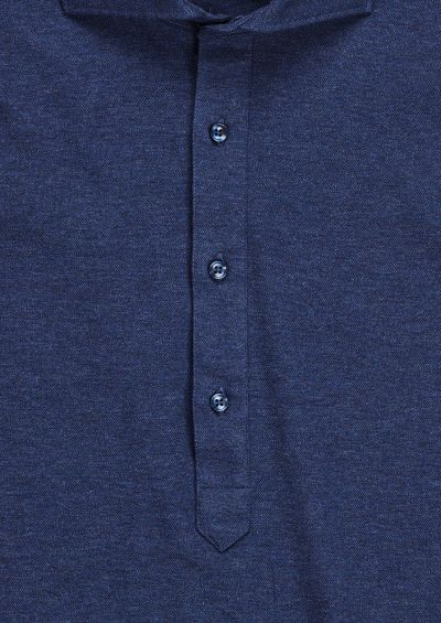 Reed Popover Shirt | Navy