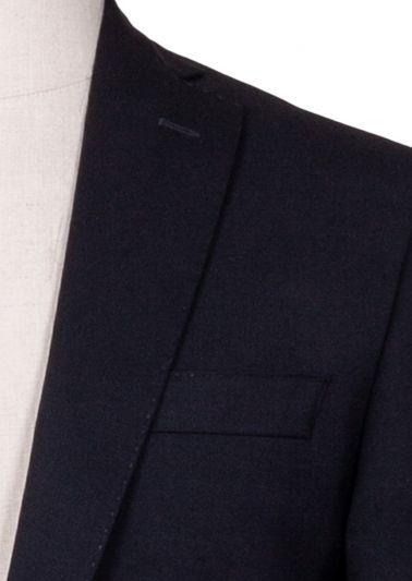 Brighton Suit | Black Fine Twill