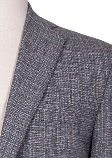 Brice Sport Coat | Grey Melange