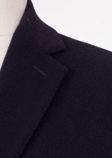 Alberto Overcoat | Black