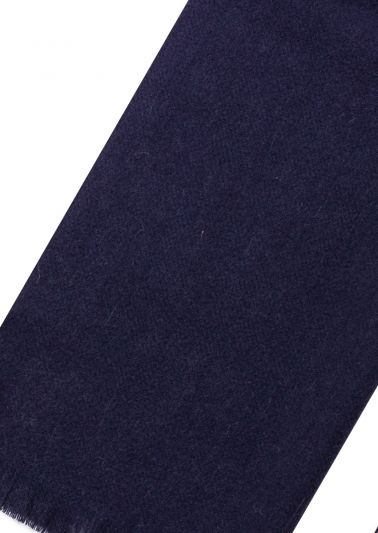 Cashmere Scarf | Navy