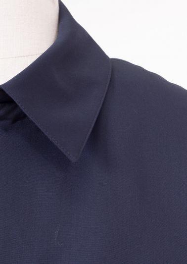 Dillon Trench Coat | Navy