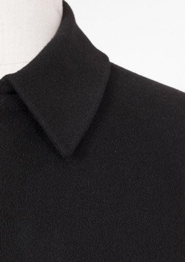 Jasper Car Coat | Black