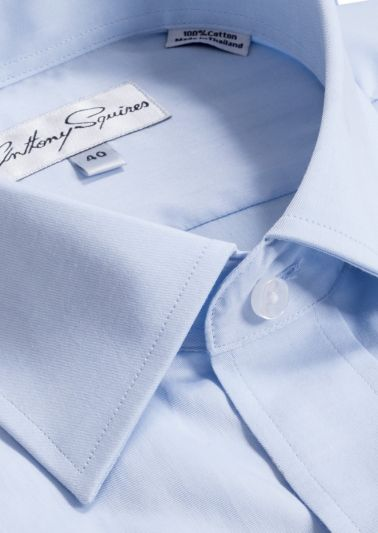 Luka Business Shirt | Light Blue