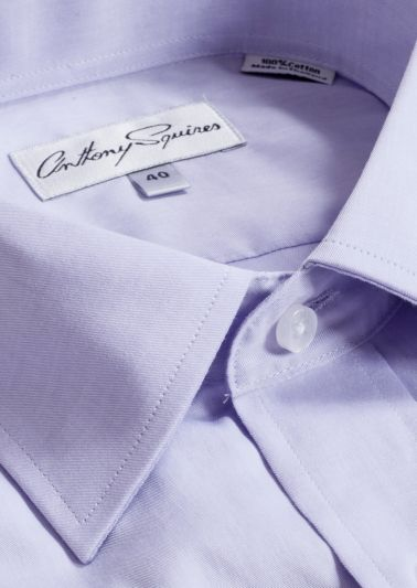 Luka Business Shirt | Lilac
