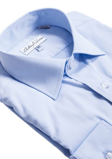 Luka Business Shirt | Sky Blue
