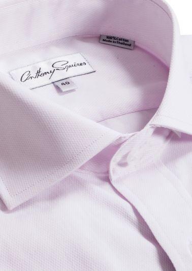 Bruce Business Shirt | Pink