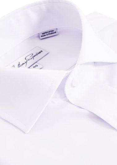 Jack Business Shirt | Poplin White