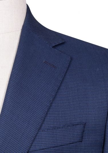 Sinclair Suit | Blue Microdesign