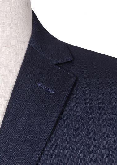 Bondi Suit | Dark Navy Stripe