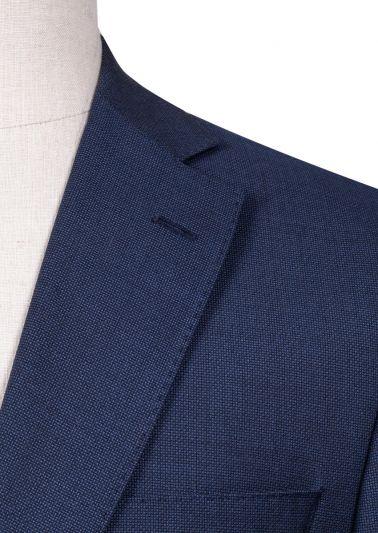 Brighton Suit | Blue Microdesign