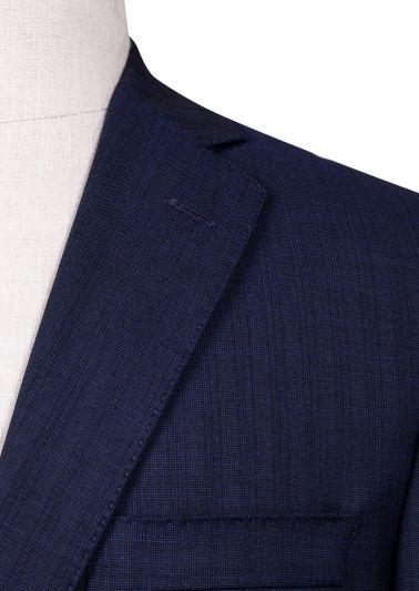 Brighton Suit | Navy Self Check