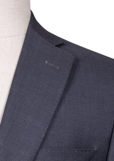 Brighton Suit | Mid Grey Microdesign