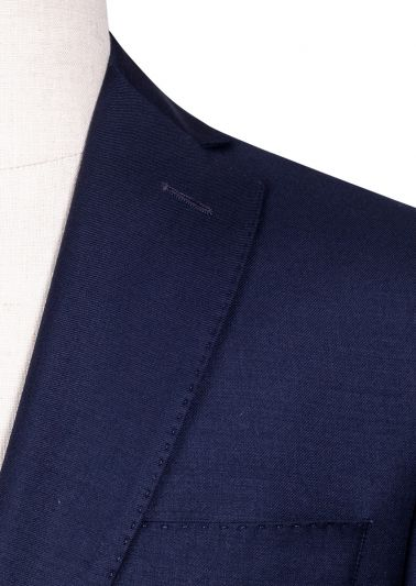 Brighton Suit | Blue Fine Twill