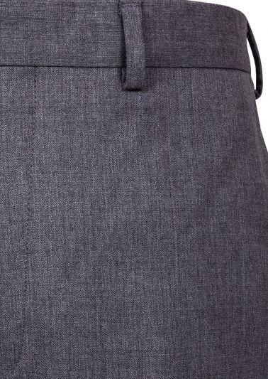 Adler Trousers   Mid Grey